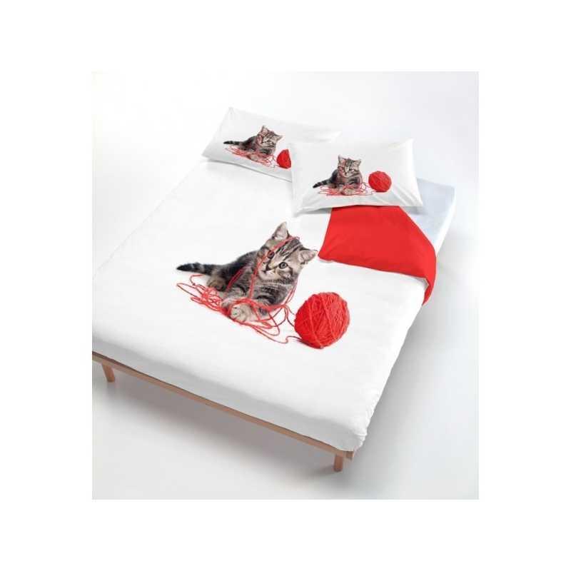 Copripiumone fantasia gattini