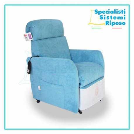 Poltrona relax lift Easy reclinabile