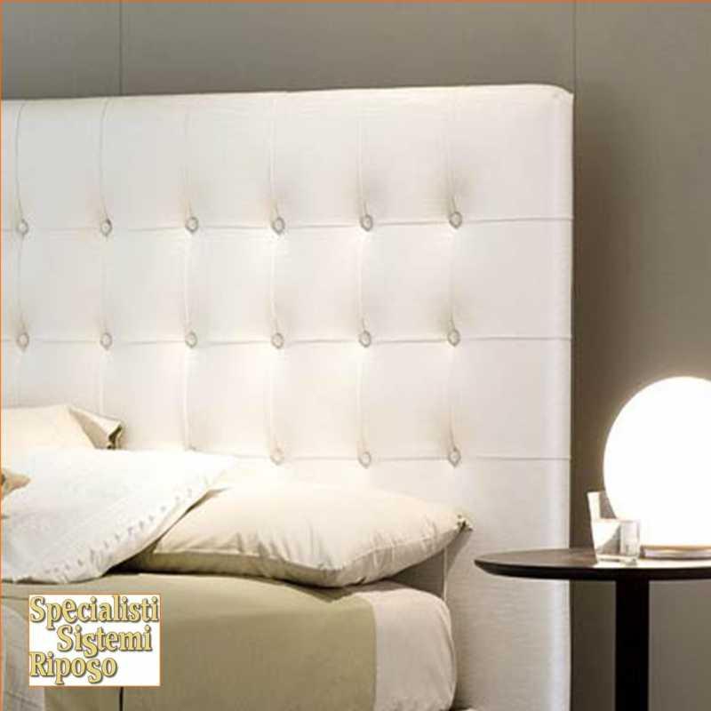 Letto imbottito firenze specialisti sistemi riposo - Testate per letto ...