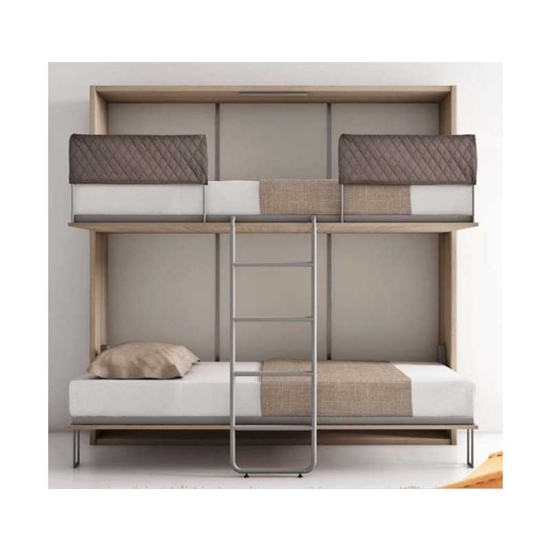 Murphy Beds, Ikea and Panel Walls Armadio letto a scomparsa Letti