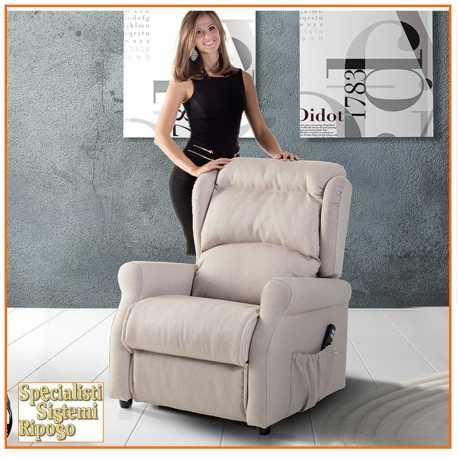 Poltrona relax modello Super Comfort