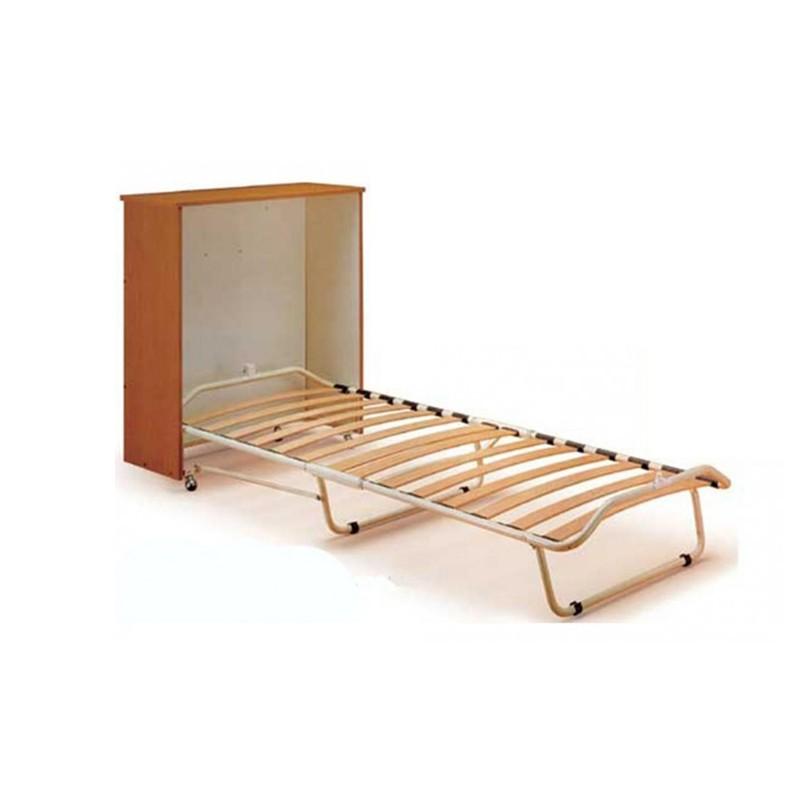 Lunghezza letto singolo cod letto a castello happy bianco - Mobile letto singolo richiudibile ...