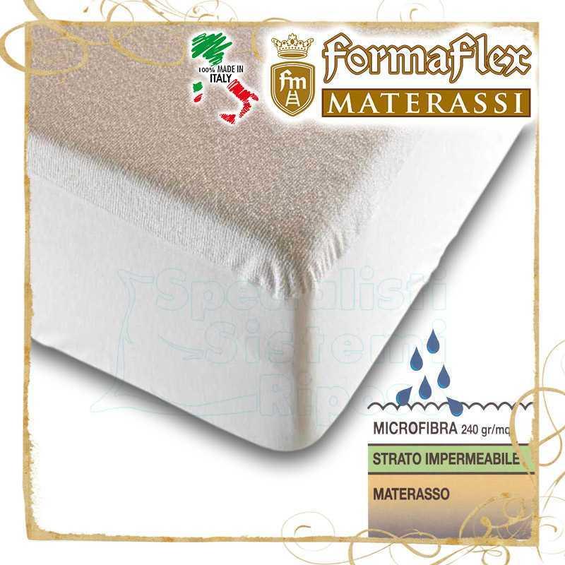 Copri materasso impermeabile antiliquidi con angoli ed elastico