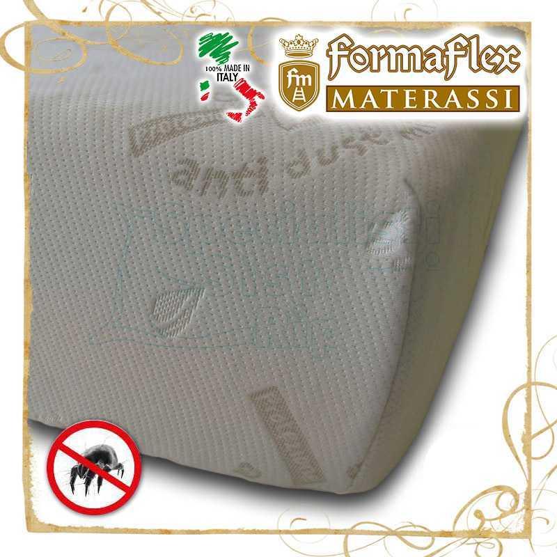 copri materasso anti acaro con angoli ed elastico su misura greenfirst
