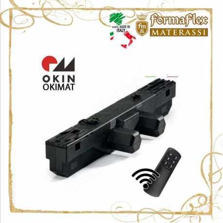 Motore con telecomando senza filo per reti motorizzate OKIMAT IPSE