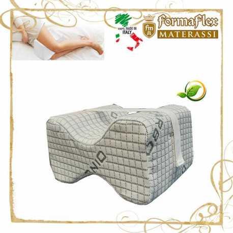 Cuscino per ginocchia e gambe ergonomico per dormire di lato
