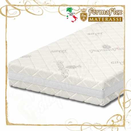 Cover argento silver fodera copri materasso antistatico