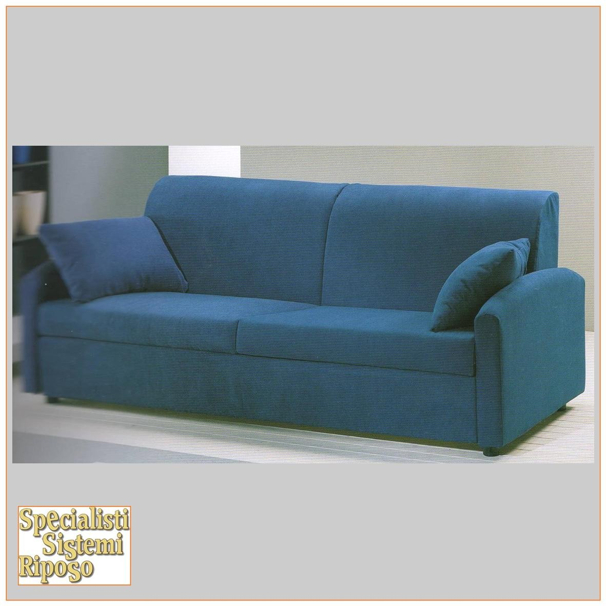 Rete per divano letto good divano fai da te una struttura di listelli spinati with rete per - Divano letto singolo girevole ...