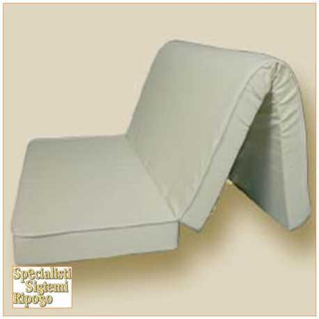 Materasso per divano letto 2 pezzi sezionato - Materassi per divano letto su misura ...